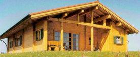 Srubové domy, chaty, dřevostavby  - ergebnis - detail