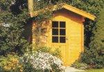 Zahradní chatky - Easy 1, 2, 3, 4 - detail